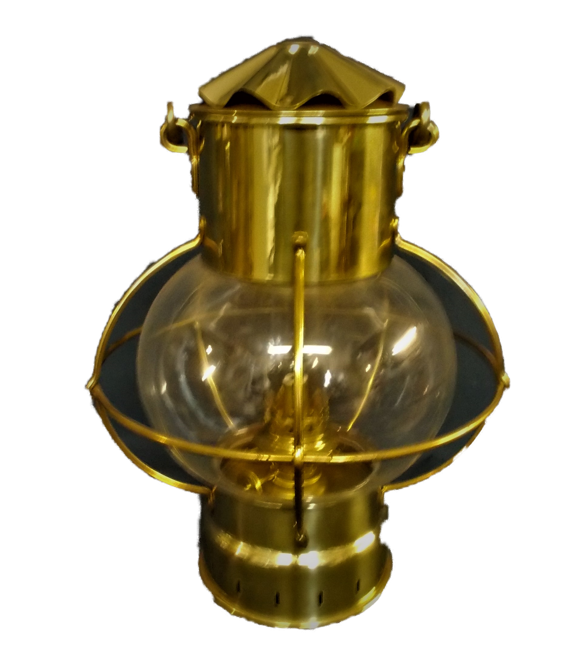 Bridge/Cabin 6 ligne Paraffin Lantern
