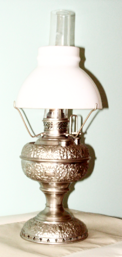 Central Draught Lamps